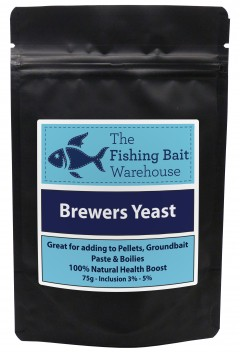 brewers yeast 75g