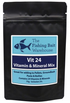 vit 24 - vitamin & mineral mix 75g